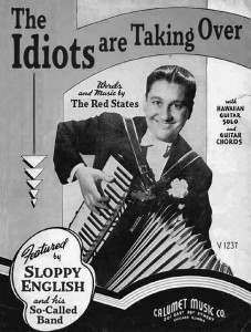 """Wackystuff, """"The Idiots are Taking Over"""", CCL"""